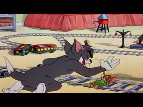 Tom And Jerry Life With Tom 1953 Tom Jerry Cartoons For Kids Youtube