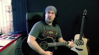 Chicken Picking Guitar Lesson - Majesty By Rob Chapman