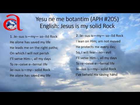Yesu Ne Me Botantim APH#205