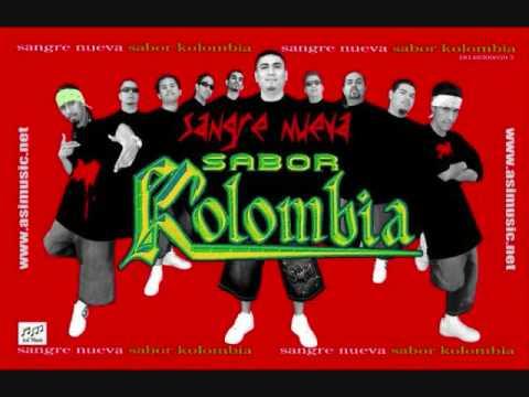 Sabor Kolombia-ritmo de bota