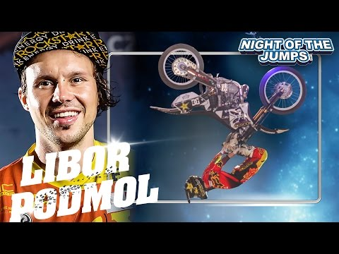 Libor Podmol at NIGHT of the JUMPs