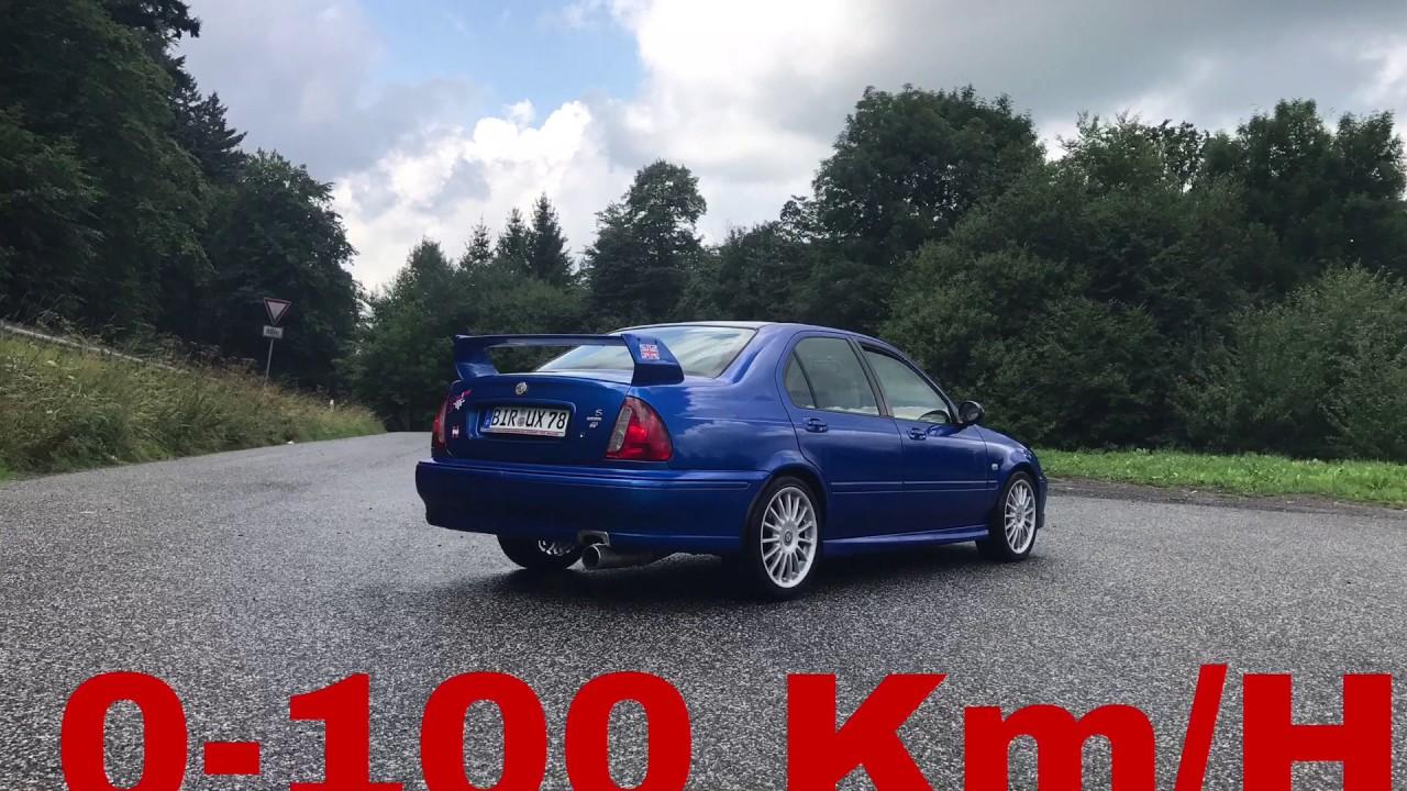 Mg Zs 180 0 100 Km H