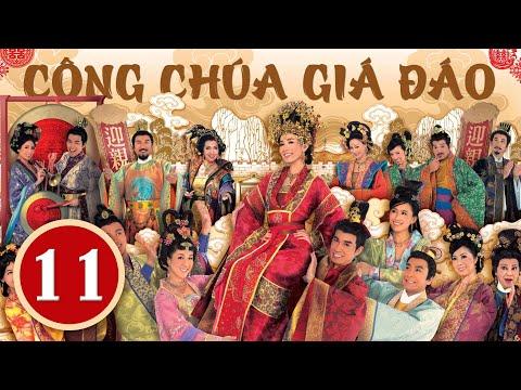 Công chúa giá đáo  11/32(tiếng Việt) DV chính: Xa Thi Mạn, Trần Hào;TVB/2010