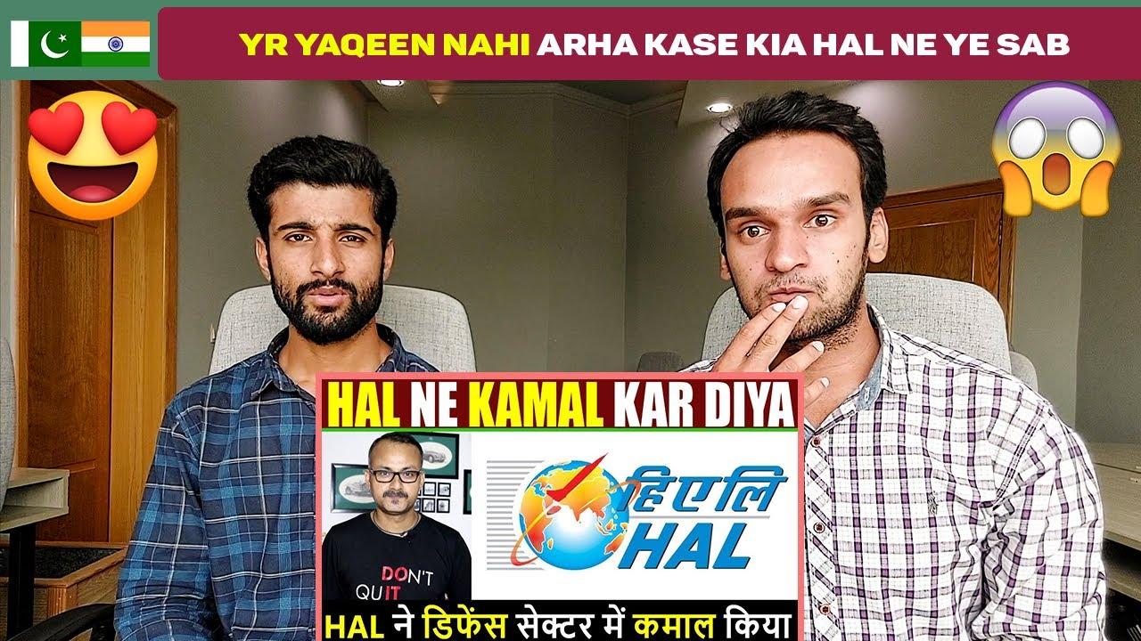 Pakistani Reacts to HAL ne Kamal Kar Diya I कोरोना के बावजूद HAL का जबरदस्त काम l Reaction