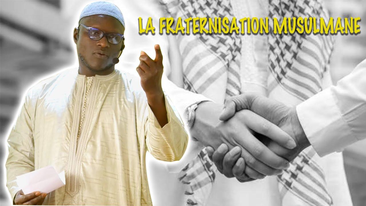 Khoutba du 03/01/20 , LA FRATERNITÉ MUSULMANE par Oustaz Mor Kébé (HA)