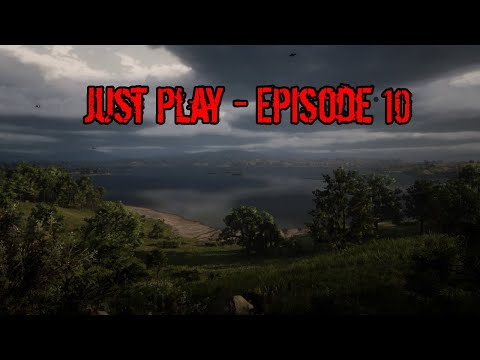 Red Dead Redemption 2 - Just Play - Ep. 10