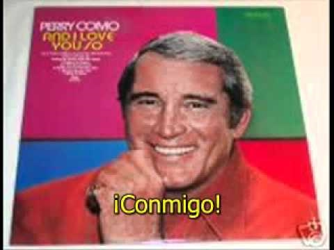 Perry Como - And I Love You So (sub).avi