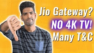 What Jio did NOT tell you about JIO FIBER!
