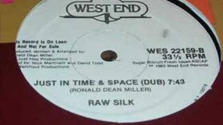 Raw Silk - Just In Time And Space (Dub) CLASSIC DISCO/FUNK !