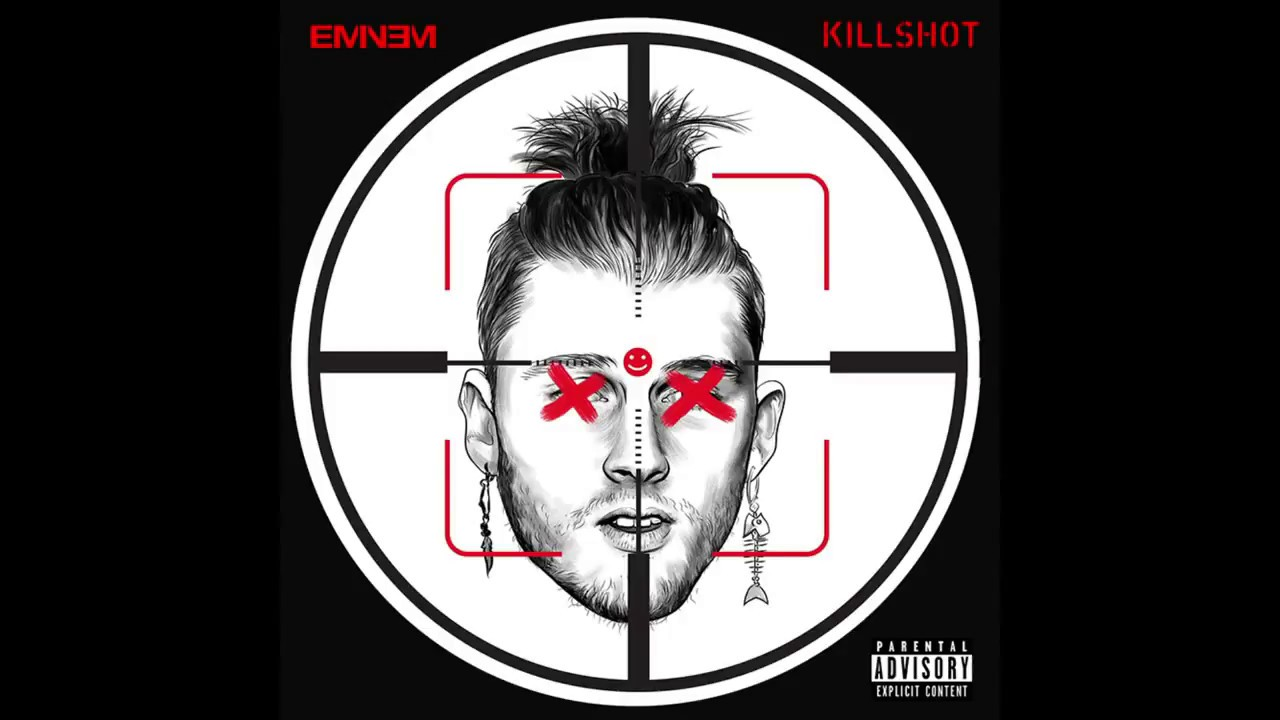Eminem KILLSHOT Official # EminemMusic (RIP MGK)