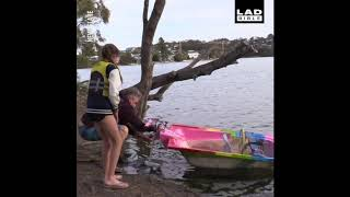 Lad Bible Bath Tub Boat|| Invent with Mikky