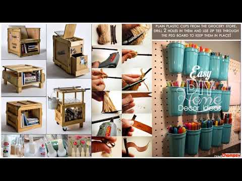 Top 40 Easy Home Decorating Ideas Tour 2018   DIY Crafts Hacks With Paper Handmade For Kids Design