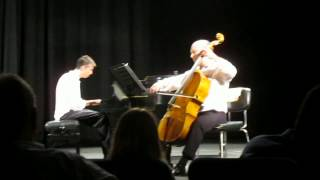 Sonata I - Allegro vivace by F. Mendelssohn Bartoldi