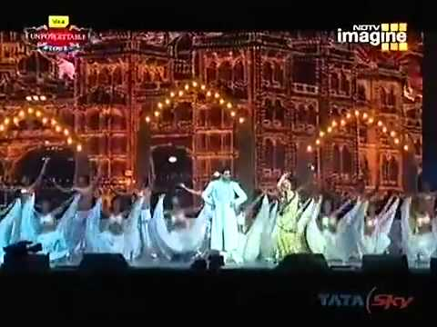 Aishwarya Rai and Abhishek Unforgettable Performance www IndianVideoTube com