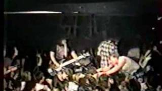 Napalm Death - From Enslavement To Obliteration (live at Belgium, 1989)