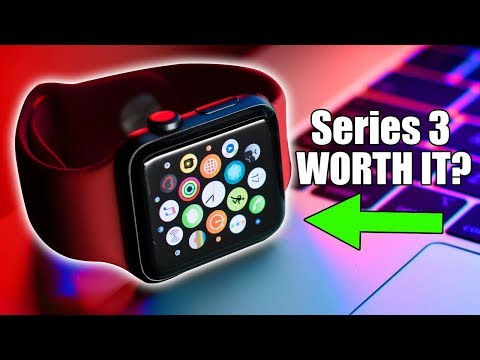 Apple Watch Series 3 - Best Value Apple Watch - 2020 Review