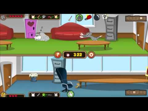 Tom and Jerry Trap Sandwich | Free Online Tom and Jerry Game