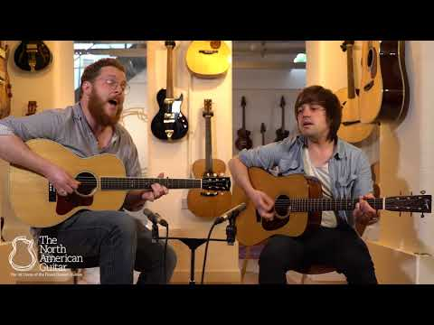 TNAG Sessions: 'Life's Too Short' by Smith & Brewer