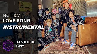 NCT 127 - Love Song (Official Instrumental)