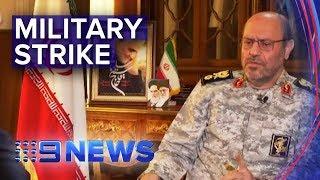 Iranian advisor reveals retaliation plan of the killed military leader | Nine News Australia