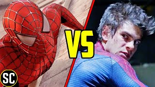 The Scene That Explains Why Spider-Man Worked and Amazing Spider-Man Didn't | SCENE FIGHTS