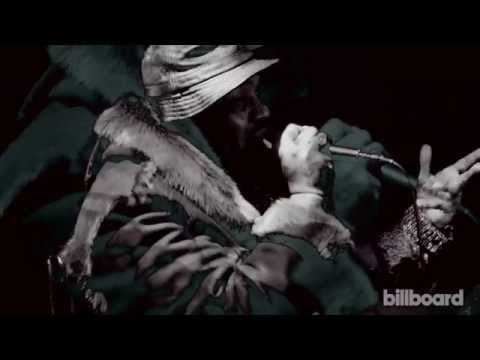 "Smoke DZA ""Zone"" LIVE Billboard Studio Session"