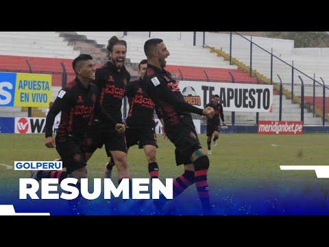 FBC Melgar Grau Goals And Highlights