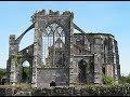 Ref:lAe6dc6ZL94 Diapo , les ruines de l abbaye d aulne. le 16-7-2017. (belgique) hd