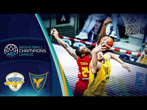 EWE Baskets Oldenburg v UCAM Murcia - Full Game - Basketball Champions League