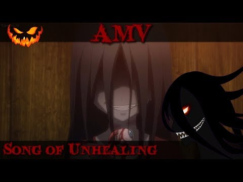 Corpse Party { AMV } Song of Unhealing [ Halloween Special ]
