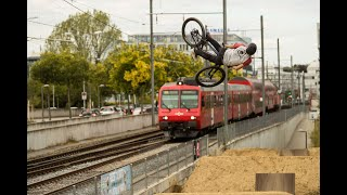 Lucas Huppert shreds Zurich Downtown | Flying Metal Diaries 2018
