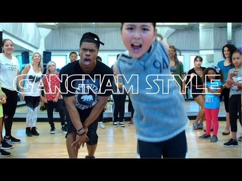 PSY  Gangnam Style  Phil Wright Choreography  Ig : @philwright