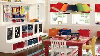 Awesome Kids Play Room Decorating Ideas