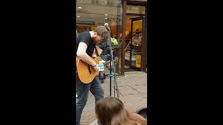 Buskin Mitch - Shape of you (Ed Sheeran) Live Accoustic Cover