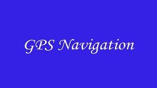 видео Навигаторы 800х480