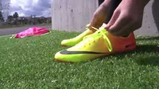 Nike Mercurial Vapor IX Black/Volt/Bright Citrus Review