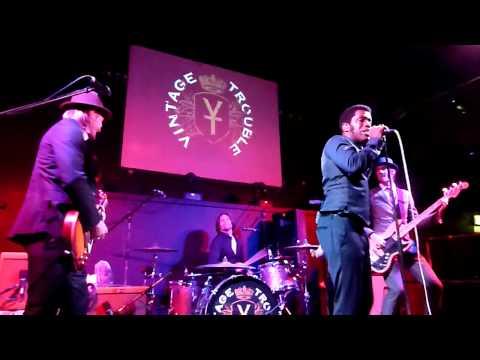 Vintage Trouble - Intro / Blues Hand Me Down, Carlisle (UK) 2011.