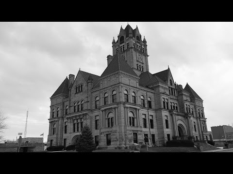 Rush  County,  Indiana,  Courthouse