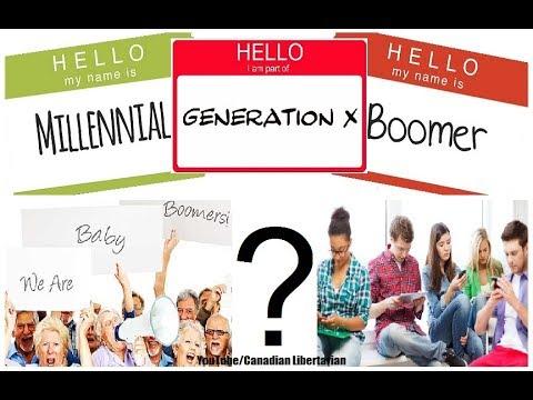 Boomers still pretending Generation X doesn't exist