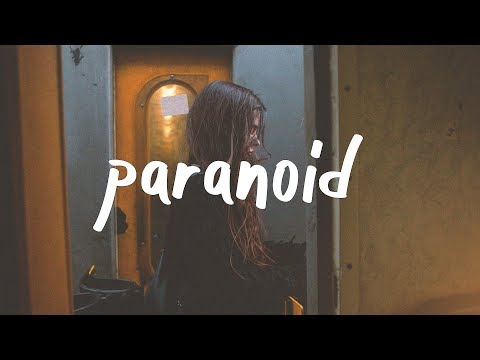 Lauv - Paranoid (Lyric Video)