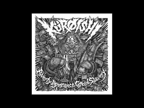 KÜRØISHI - Poverty.Ignorance.Greed.Slavery (2017 FULL LP)