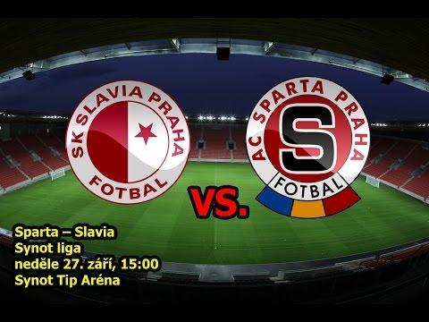"""FIFA 14 : CSEP - Derby Pražských """"S"""" - SK Slavia Praha vs. AC Sparta Praha"""