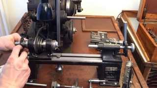 Pultra Precision Lathe for sale on nielsmachines.com