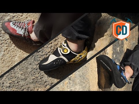 What Is The Best Climbing Shoe For Boulderers | EpicTV Climbing Daily, Ep.488