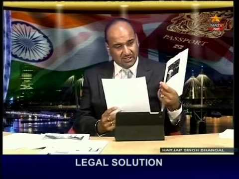 Harjap Bhangal Legal Solutions complete show 20150925