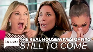 Still to Come on The Real Housewives of New York City Season 13!