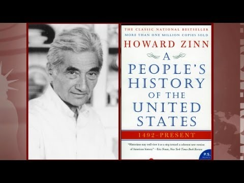 """Censoring Howard Zinn: Former Indiana Gov. Tried to Remove """"A People"""