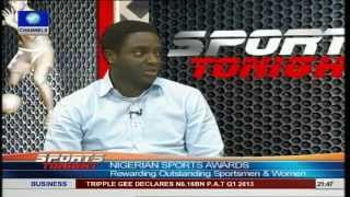 Nigerian Sports Award initiator says aim is to spur young athletes