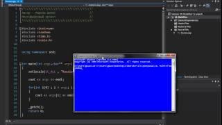 Уроки по с++. 18 урок. Многофайловый проект и static library