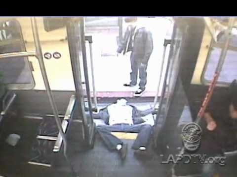 Fight Inside Transit Bus Results in Serious Injury to Passenger